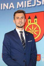 Artur Szafrański Wiceprzewodniczący Rady Miejskiej Koła